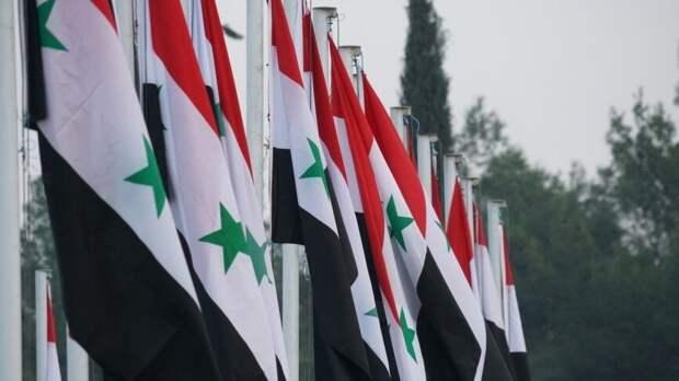 МВД Сирии рассказало о готовности страны к проведению президентских выборов