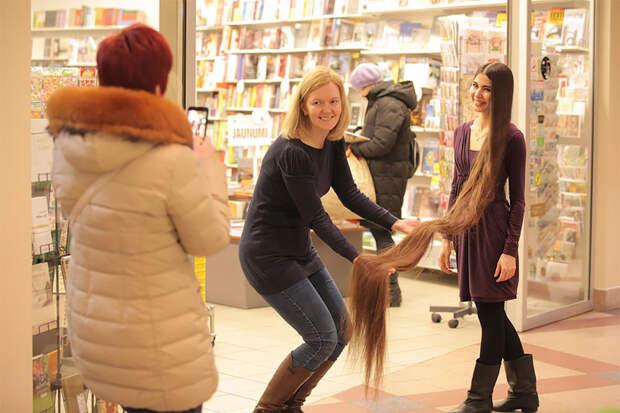Рапунцель из Крыма волосы, коса