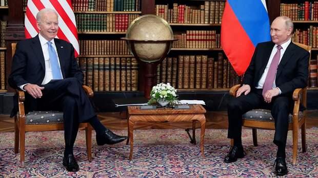 МИР Рейтинг Путина превысил рейтинг Байдена среди республиканцев США