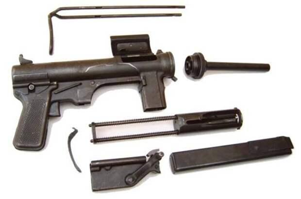 Стреляющая масленка или эрзац-Томпсон