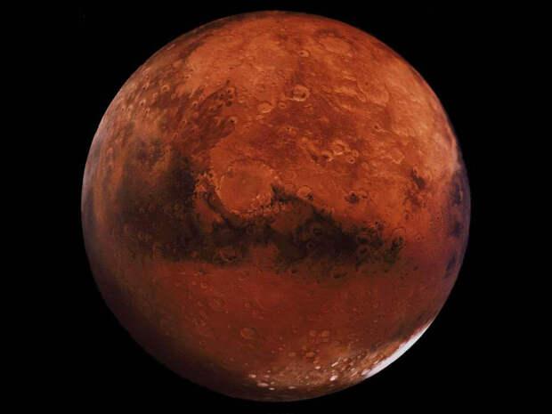 Китайский космический аппарат совершил посадку на Марсе