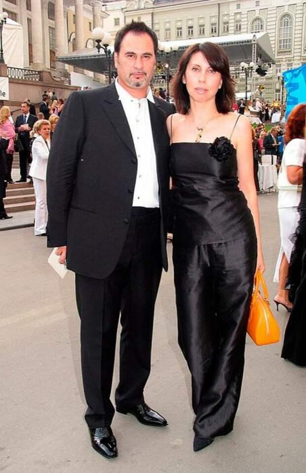Ирина и Валерий Меладзе. / Фото: www.interesnyefakty.org