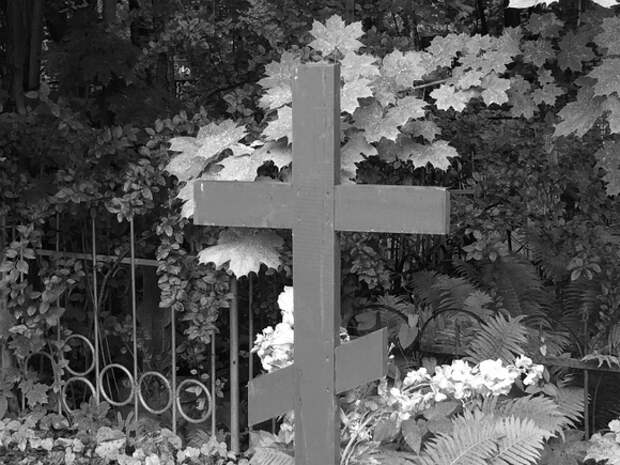 В Петербурге вандалы подожгли могилы на кладбище