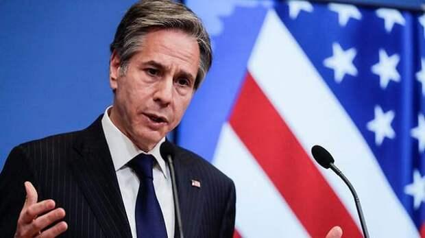 Блинкен признался в подрывающих мировой порядок действиях США