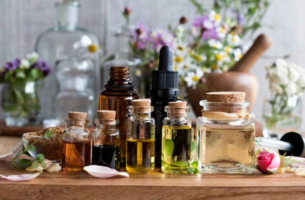 5 лечебных эфирных масел