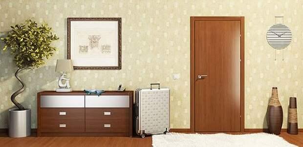Темные двери в интерьере квартиры: реальные фото и варианты расстановки акцентов (56 фото)