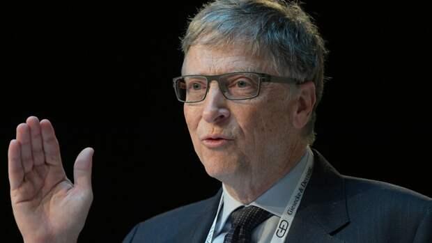 Билл Гейтс назвал срок окончания пандемии коронавируса
