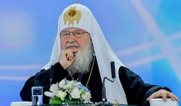 Патриарх Кирилл объяснил стрельбу в казанской школе бесовщиной