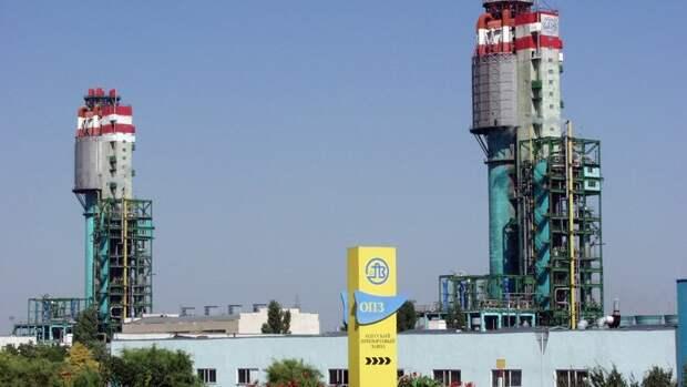 Приватизация одесского припортового завода откладывается