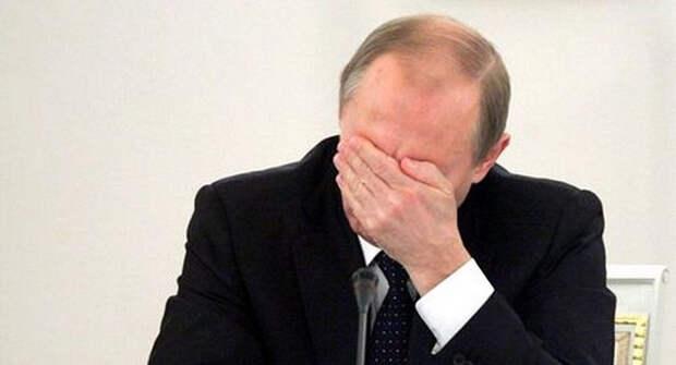 Ну, как вам там, борцы против произвола Путина, не дует?
