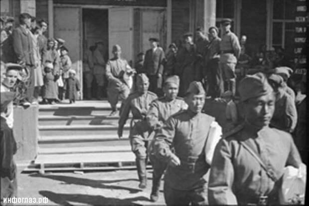 Тувинская Народная Республика Великая Отечественная Война, СССР, история