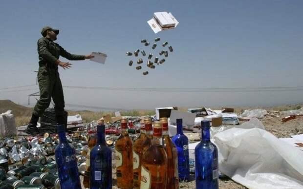 Почему висламе строго запрещено употребление алкоголя