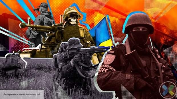 Двое бойцов ДНР погибли под Горловкой