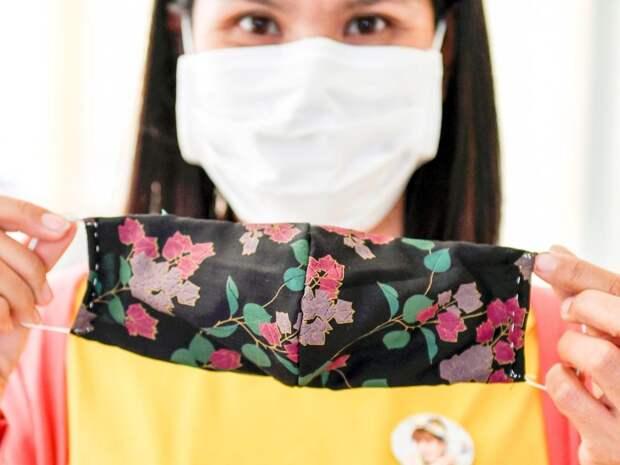 Российским аптекам можно продавать тканевые лицевые маски