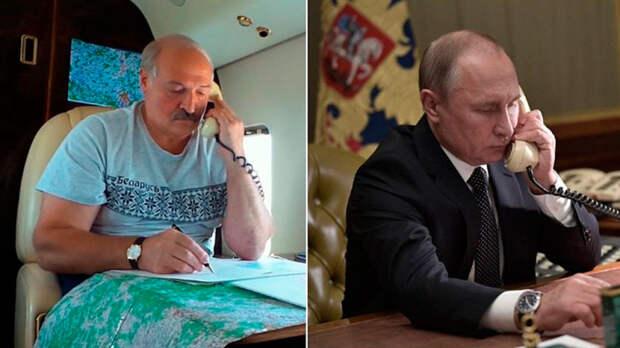 Минск — Москва: два звонка о помощи