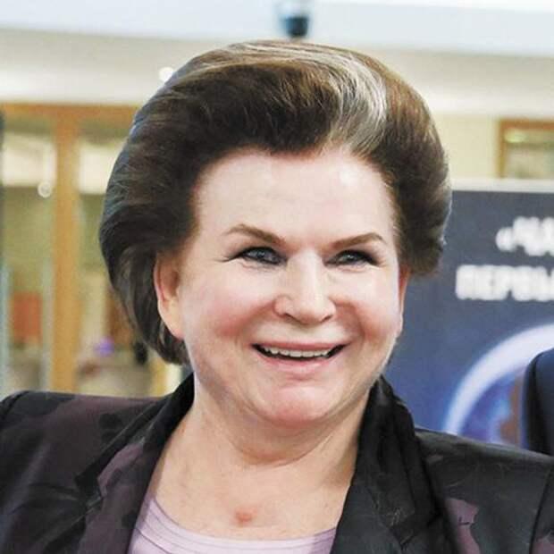 Чехи отказались лишать Терешкову звания почётного гражданина