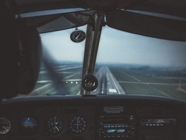 Рулежную дорожку в Шереметьево заблокировал самолет