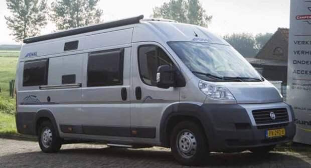 Possl Roadcruiser: Отличный автодом для настоящих ценителей комфорта и уюта
