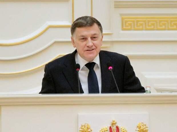 Политолог Хмелева: Спикер Заксобрания Петербурга Макаров не собирается на «пенсию» в Госдуму