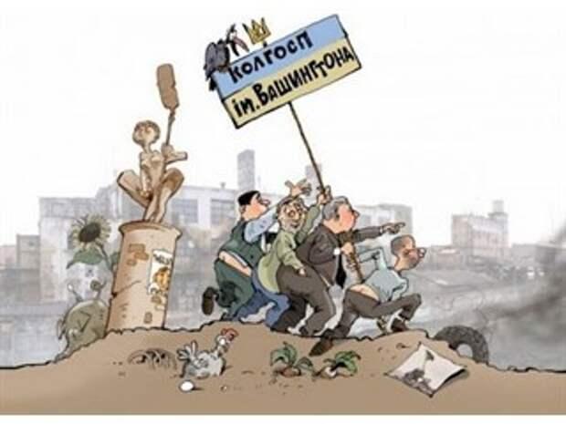 """""""Свидомым"""" о вчера ещё украинских территориях"""