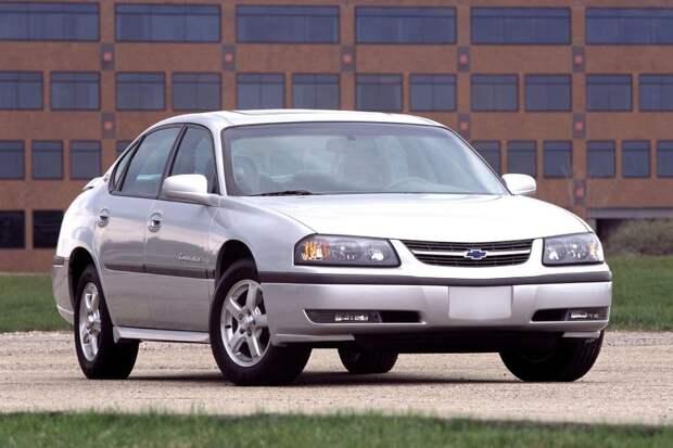 Прощай, Chevrolet Impala: шесть десятилетий истории «Золотой антилопы» закончились