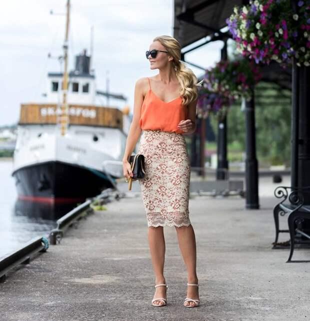 10 шикарных образов с юбками на лето. Будь красивой!