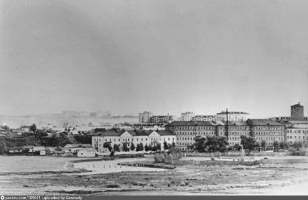 История района: в Тушино был эвакуирован крупнейший завод резиновых изделий