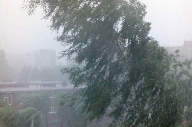 В Туве оценили предварительный ущерб от субботнего урагана