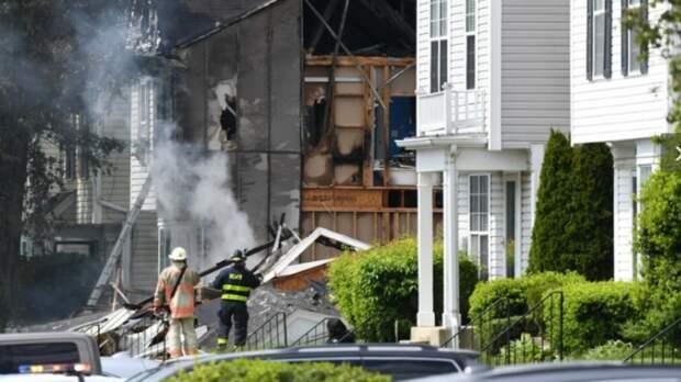 Три человека погибли и двое ранены при стрельбе в Балтиморе