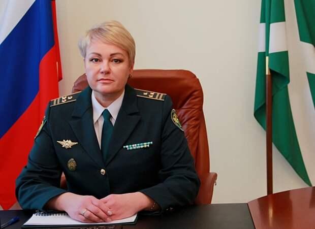 Краснодарскую таможню возглавила Наталья Полосухина