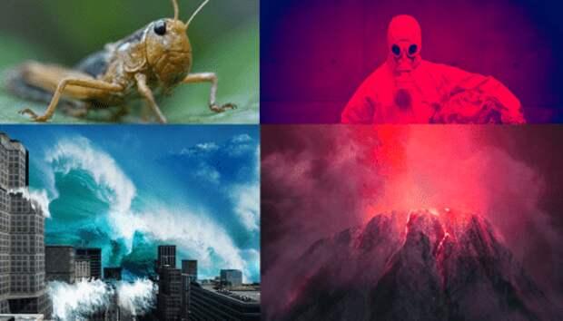 Китайский монах предсказал чуму, саранчу, землетрясение и потоп. Пророчество сделано 100 лет назад