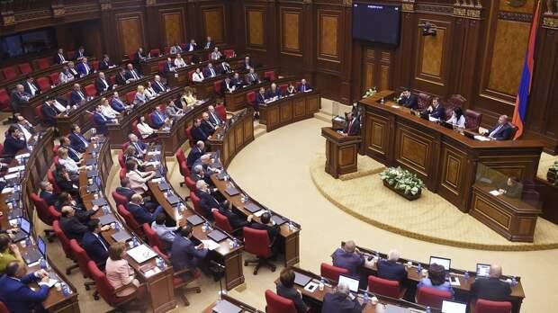 В Армении назначены досрочные выборы