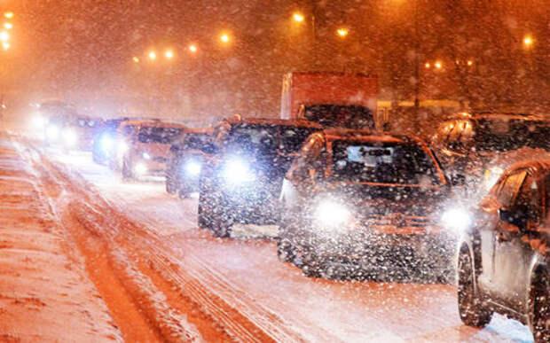 Москву к выходным вновь накроет снегом