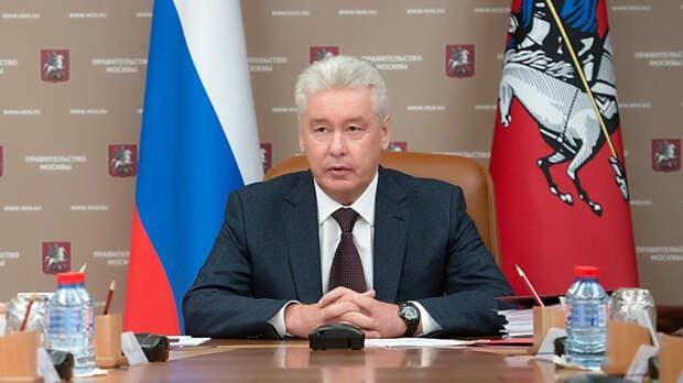 Собянин возглавил рейтинг самых влиятельных региональных лидеров