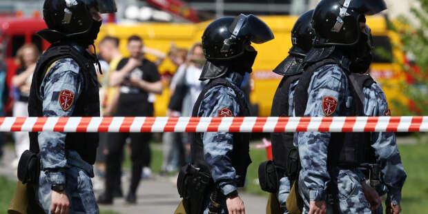 НАК: При стрельбе в школе Казани погибли семеро детей, еще 16 человек пострадали