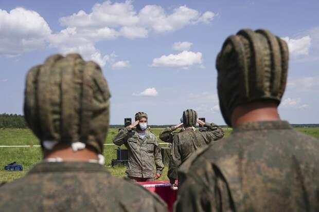 Путин призвал на сборы военнослужащих в запасе