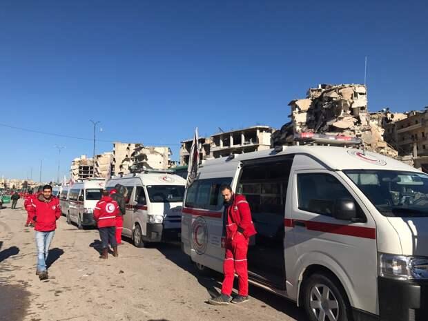 Клуб «Валдай» проведёт онлайн круглый стол на тему «Борьба с COVID-19 в условиях конфликта: опыт Сирии»