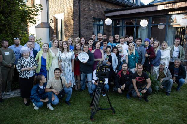 Александр Робак и Егор Бероев продолжат «Войну семей»