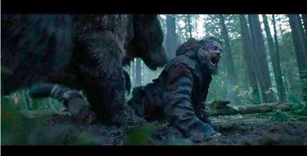 Он из лесу вышел