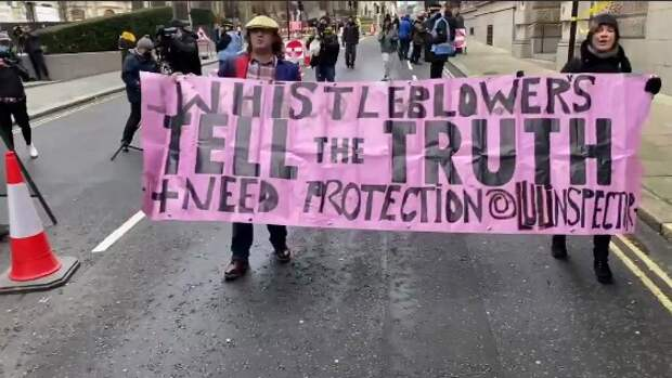 Лондонский суд отказал США вэкстрадиции основателя Wikileaks Ассанжа