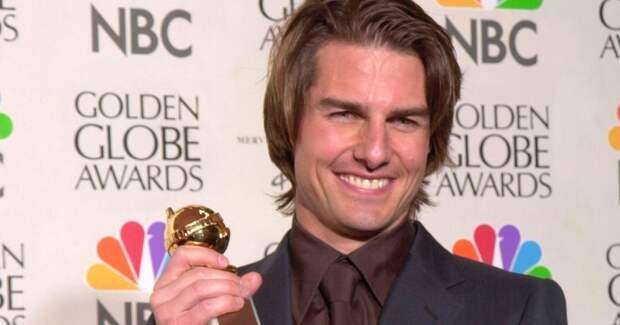 Том Круз отказался от наград «Золотого глобуса»