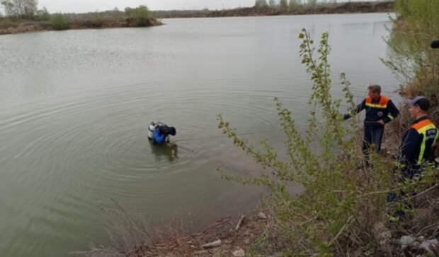 После прыжка с«тарзанки» наозере Малашка утонул молодой парень