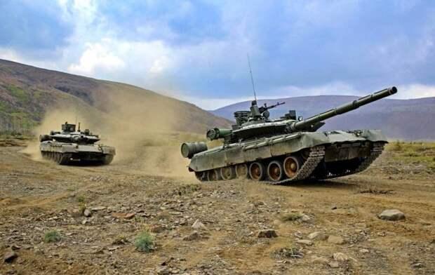 Возвращение Т-80: зачем Минобороны РФ понадобилось оружие прорыва