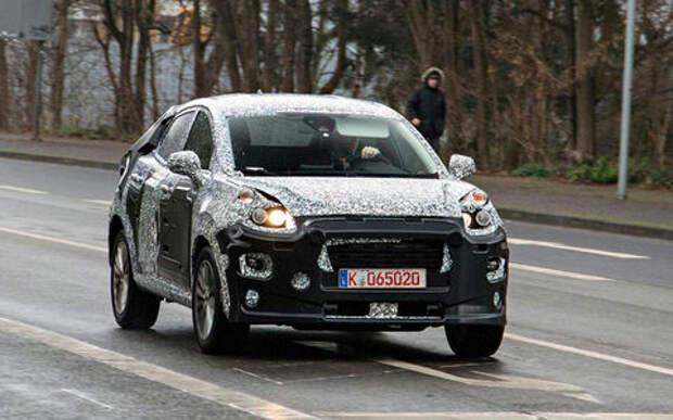 Ford меняет EcoSport на Fiesta SUV