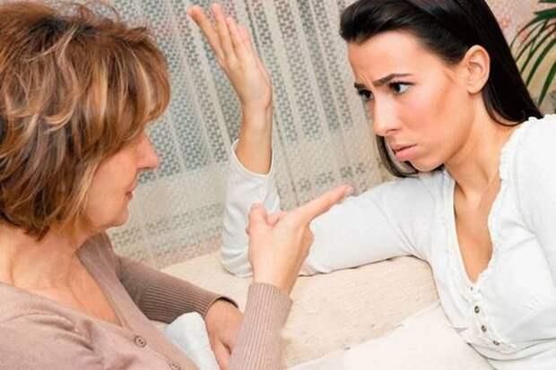 Жестокая мать довела дочь до страшных мыслей