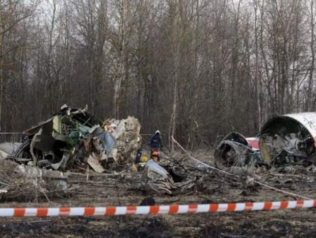 Польша не может определиться с количеством «взрывов» на борту президентского самолета
