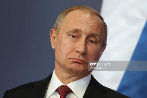 Putin-Head