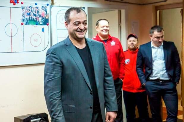 Евгений Лойферман сменил Билана на посту исполнительного директора хоккейного клуба «Ижсталь»