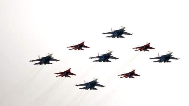 Жители Великобритании назвали фантастическим парад Победы в Москве