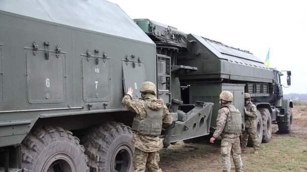 ВСУ получили комплекс артиллерийской разведки «Зоопарк-3»